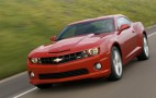 2010 Chevrolet Camaro only rates 4 stars in NHTSA testing