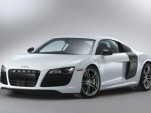 The 2012 Audi R8 V10.
