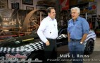 'Ring-Running 2012 Chevy Camaro ZL1 Stops By Jay Leno's Garage: Video