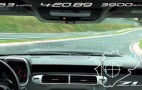 2012 Chevy Camaro ZL1 Runs The Nurburgring: Video