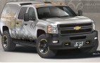 Chevy Shows Silverado 2500 HD Realtree Concept At SEMA 2011