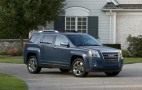 2012 GMC Terrain Compact Crossover Debuts Single-Camera Collision Alert System