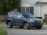 The 2012 GMC Terrain SLT. Image:  GM Corp.
