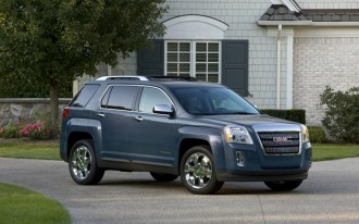 2012 GMC Terrain Debuts Camera-Based Collision Alert