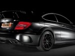 The 2012 Mercedes-Benz C63 AMG Black Series Coupe