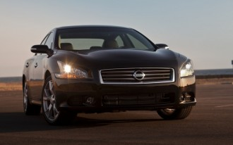 2012 Nissan Maxima Priced The Same As Last Year