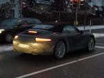 The 2012 Porsche 911 Carrera Cabriolet