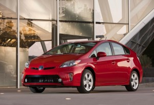 It's Not Easy Being Green: Solar Windows 1, Prius 0