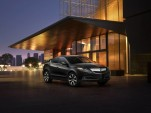 The 2013 Acura ZDX