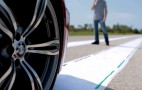 BMW Turns The M6 Into A Printing Press: Video