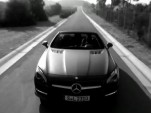 The 2013 Mercedes-Benz SL550 roadster.