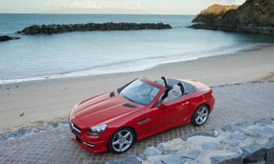 2013 Mercedes-Benz SLK Class Photos