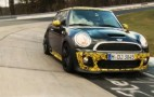 2013 MINI Cooper John Cooper Works GP Laps 'Ring In 8:23: Video