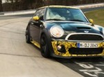 The 2013 MINI Cooper John Cooper Works GP tests at the 'Ring