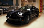 Jay Leno Drives The 2013 Ford Mustang Boss 302: Video