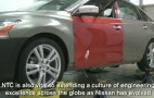 2013 Nissan Altima Accidentally Revealed