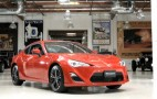 The 2013 Scion FR-S Visits Jay Leno's Garage: Video