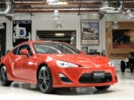 The 2013 Scion FR-S visits Jay Leno's Garage