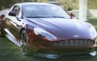Aston Martin Shows Off The Vanquish In Monterey: Video 