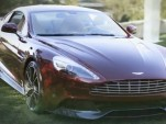 The 2014 Aston Martin Vanquish