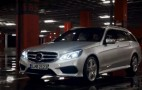 Mercedes-Benz Highlights New E Class Features: Video
