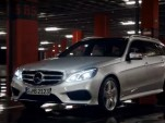 The 2014 Mercedes-Benz E Class Wagon