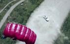 NISMO 370Z Takes On Wingsuit Maniac: Video
