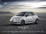 The Abarth 695 Competizione. Image: Fiat S.p.A