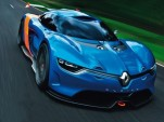 The Alpine Renault A110-50 Concept