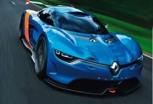 The Alpine Renault A110-50 Concept