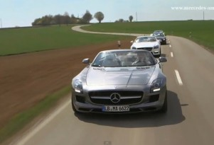 The AMG Driving Academy's EMOTION - Tour Spirit of AMG