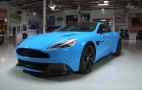 The 2014 Aston Martin Vanquish Visits Jay Leno's Garage: Video