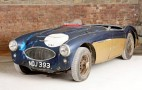 Austin-Healey 100S Prototype With Dark Past Sells For $1.3 Million