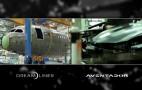 The Lamborghini Aventador And The Boeing 787: Video