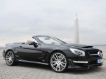 The Brabus 800 Roadster - image: Brabus