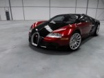 The Bugatti Veyron 16.4, from the configurator website.