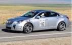 Buick Engineers Seek Second Regal GS Open Road Rally Victory