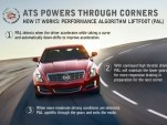 The Cadillac ATS, now featuring PAL