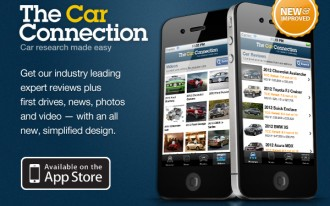 The Car Connection iPhone App: Now New and Improved
