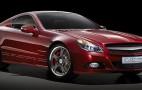 Studiotorino Converts Mercedes SL Into CoupeTorino Concept