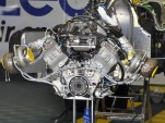 The current Lotus INDYCAR engine - Anne Proffit photo