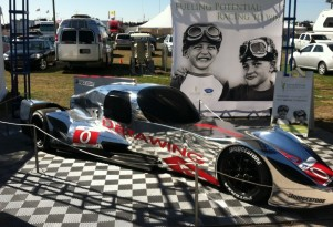 The DeltaWing Coupe - image: DeltaWing Racing Cars