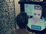 Bar Uses Digital Mirrors To Remind Drivers They're Drunk: Video