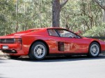 The Ferrari Teatarossa once owned by Elton John - image courtesy of Carsales.com