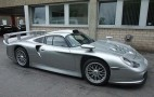 Last Porsche 911 GT1 Straßenversion built turns up for sale