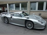 The final Porsche 911 GT1 Strassenversion built, for sale on the duPont Registry