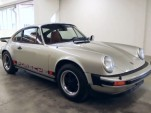 The first 911 Turbo, a birthday gift to Ferdinand Porsche's daughter in 1973