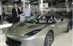 First Lotus Evora Owner Picks Up Car At Norfolk HQ