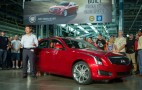 First Production 2013 Cadillac ATS Heads To Auction