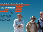 'The Grand Tour' starring Jeremy Clarkson, Richard Hammond and James May